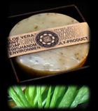 Naturlig tvål 100g - Aloe Vera - Mint