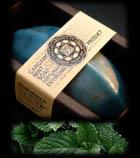 Naturlig tvål 110g - Peppermint