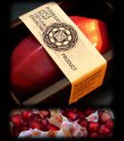 Naturlig tvål 110g - Pomegranate